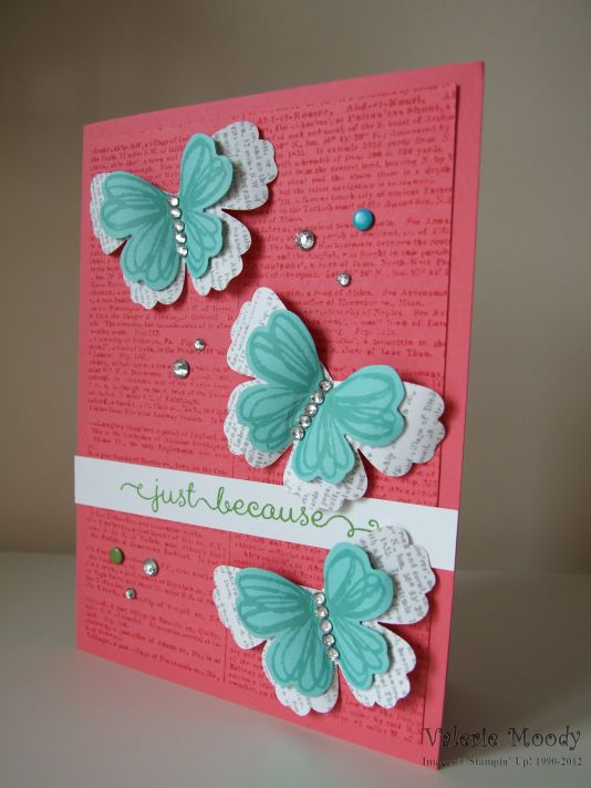 Flower Shop Bundle Butterfly - Stamping with Val. X