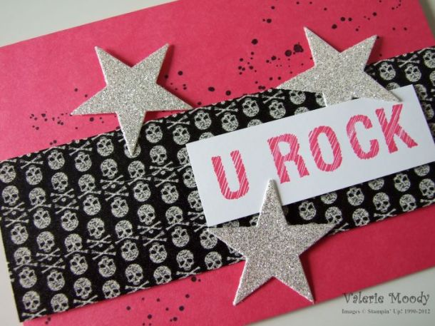 Stampin' Up! - Washi Tape - Gorgeous Grunge - Stamping with Val. X