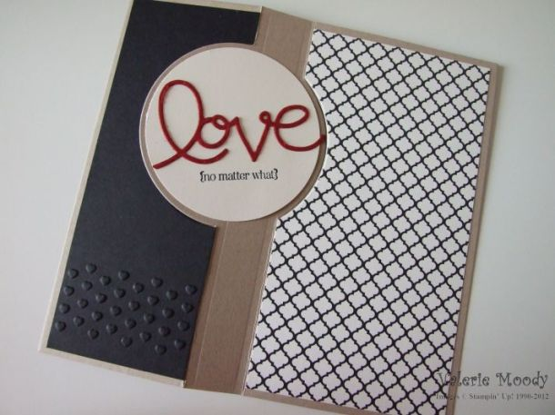 Stampin' Up! - Thinlit Card Dies - Stamping With Val - Independent Stampin' Up! Demonstrator. X