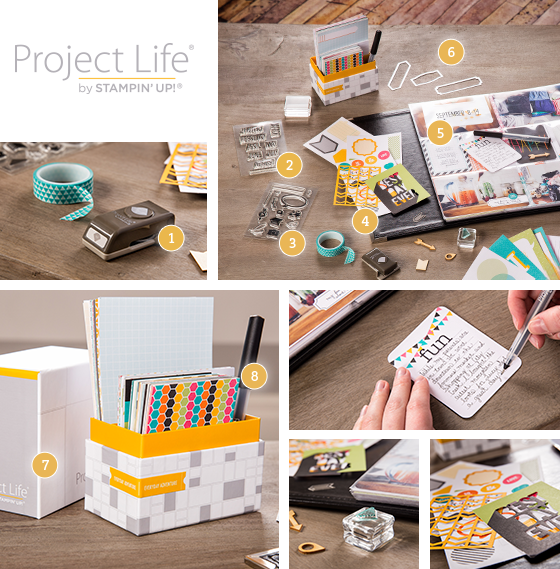 Everyday Adventure Project Life Range