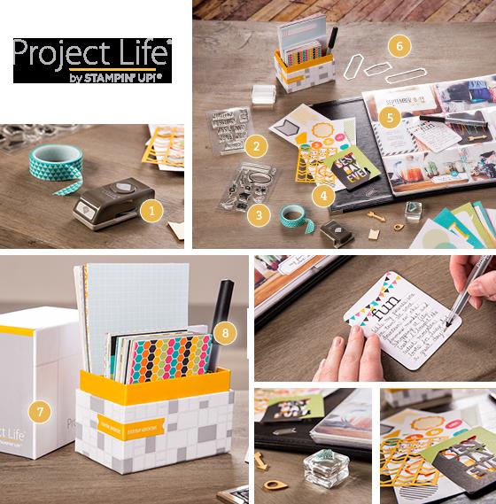 Project Life Range