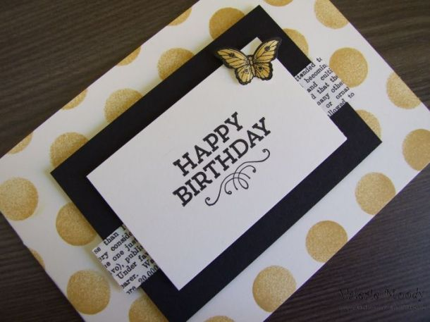 Stampin' Up! - Hey You - Dots & Stripes Mask - Typeset DSP - Stamping With Val - Valerie Moody; Independent Stampin' Up! Demonstrator. X