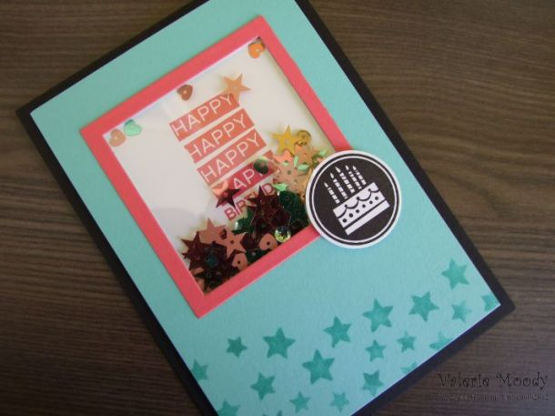 Stampin' Up! - In Colour Sequins - Amazing Birthday - Stamping With Val - Valerie Moody: Independent Stampin' Up! Demonstrator. X