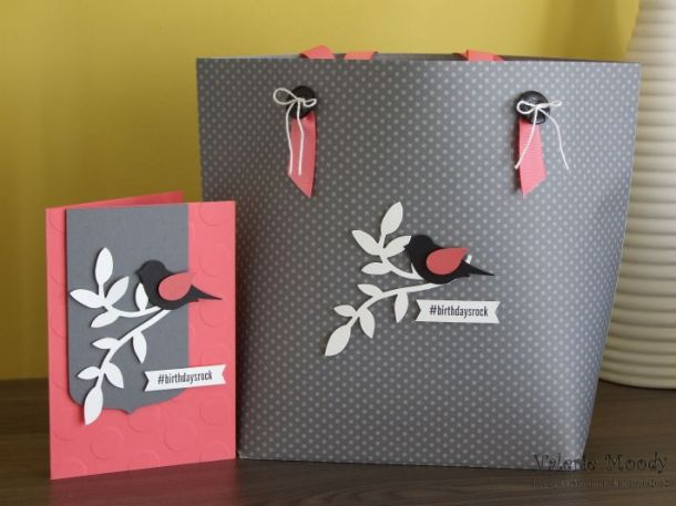 Match Your Gift Packaging To Your Gift With Stampin' Up! - Stampin' Up! - Stamping With Val - Valerie Moody; Independent Stampin' Up! Demonstrator. X
