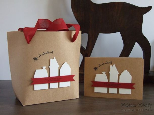 Gift Packaging With Stampin' Up! - Stampin' Up! - Stamping With Val - Valerie Moody; Independent Stampin' Up! Demonstrator. X