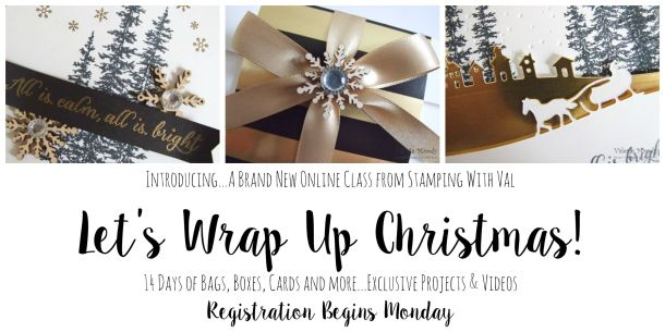 Let's Wrap Up Christmas!