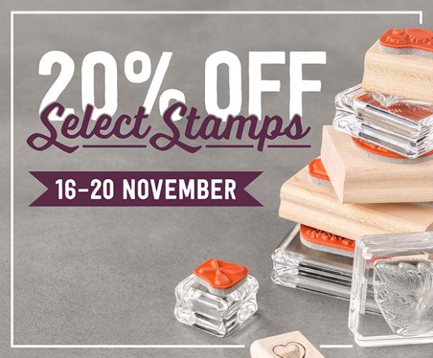 stamp offer