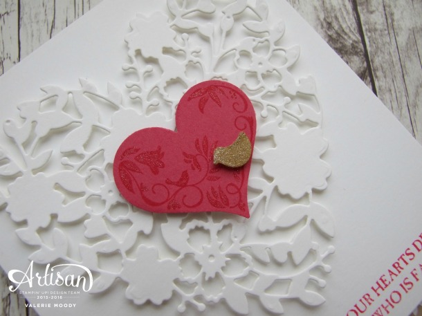 Our Hearts Decide - Artisan Design Team Blog Hop - Stamping With Val - Valerie Moody 4