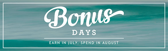 bonus days image 1