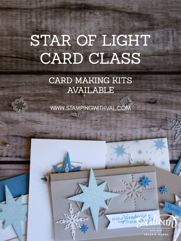 Stampin' Up! Card Making Kits - Stamping With Val - Stampin' Up! UK